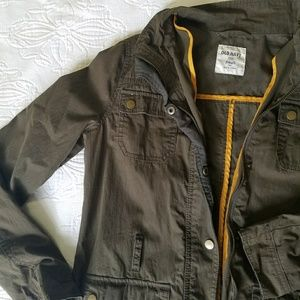 Tall size - Old Navy Olive Green Field Jacket